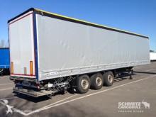 semirremolque Schmitz Cargobull Curtainsider Standard Ladebordwand