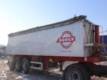 semi remorque benne Bodex