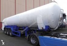 semi remorque Meierling for oxygen, argon, nitrogen, LIN, LOX, LAR