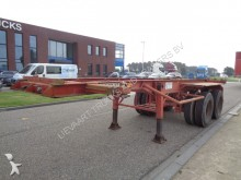semirremolque Pacton 2-Axle 20 FT Chassis / Full Steel / Double Tyres