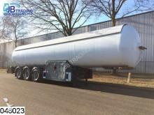 semirimorchio Robine gas 49013 Liter, Gas Tank LPG GPL, 25 Bar