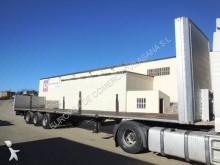 semirimorchio piattaforma trasporto paglia Schmitz Cargobull