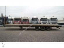 Burg 3 AXLE FLATBED TRAILER semi-trailer