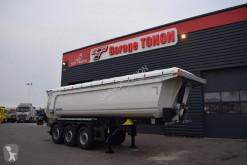 new half-pipe semi-trailer