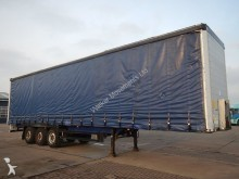 Schmitz Cargobull 45FT CURTAINSIDE TRAILER - 2002 - C118389 semi-trailer