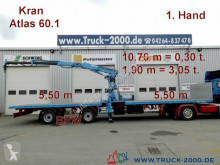 semi reboque Kramer Atlas 60.1 Kran SpezialTransport f.Container usw