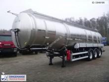 semirimorchio Magyar Fuel tank inox 39.5 m3 / 9 comp