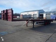 semirimorchio SDC 45FT FLATBED TRAILER - 2000 - C045718