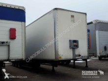 semi remorque Fruehauf Dryfreight box