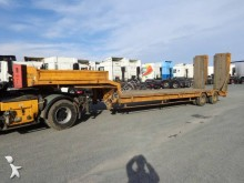 ACTM Porte-engin 2 essieux semi-trailer