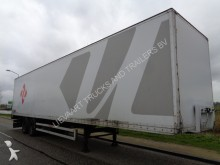 semi remorque Renders 2-Axle Closed Box / NL / BPW