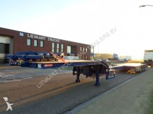 semirimorchio Lintrailers Extendable Lowbed / BPW / Extra Width / NL / Ste