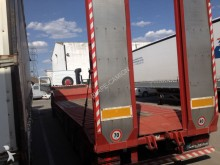 semirimorchio trasporto macchinari Fruehauf