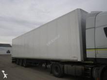 semi remorque fourgon double étage Schmitz Cargobull