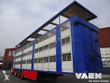 semirimorchio trasporto bestiame usato