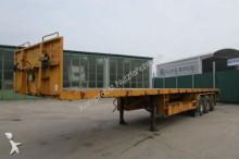 semi remorque Reisch RPS-48/30 L - Plattform - Lenkachse - 48 to