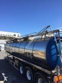 semirimorchio cisterna Indox