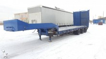 Demico heavy equipment transport semi-trailer