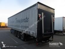 semi remorque Schmitz Cargobull Curtainsider Standard Ladebordwand Getränke