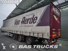 semirimorchio Renders X-steering Liftachse 2x Lenkachse Hardholz Bodem