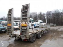 semirimorchio trasporto macchinari Castera