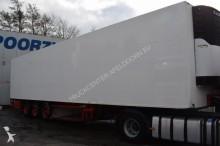 semi remorque Draco TZS 339 / Carrier / Palletbox / BPW axels