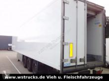 semirimorchio Schmitz Cargobull 8 x Tiefkühl Fleisch/Meat Rohrbahn Bi-temp