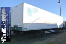 semirremolque furgón caja polyfond usado