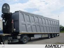 semirimorchio Adamoli Semirimorchio telaio Cardi, furgone e piano mobile ADAMOLI S36TS136