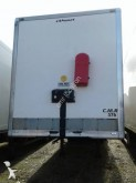 semirimorchio furgone plywood / polyfond Samro