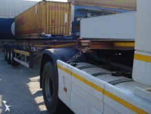 semirimorchio portacontainers usato