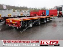 semi remorque Faymonville 3-Achs-Megatrailer, tele, hydr. gelenkt