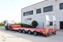 semirimorchio trasporto macchinari FGM