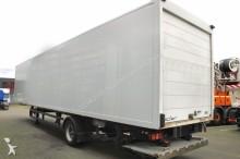 semirremolque Spier 1-Achs Möbel Kofferauflieger mit Dautel LBW TOP