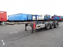 semirremolque Van Hool ADR, 20FT/30FT, BPW, liftaxle