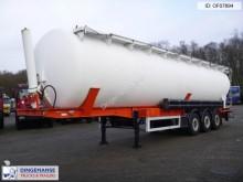semirimorchio Feldbinder Bulk tank alu 63 m3 / 1 comp ( tipping)