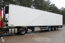 semi remorque Chereau 2m60 x 2m47 - FULL CHASSIS - TAILLIFT - CARRIER