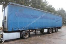 semi remorque Van Hool 3-axles SAF - 13m60 - DRUM BRAKES - TAMBOURS - S