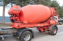 used concrete semi-trailer