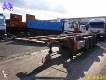 semi remorque Van Hool Container Transport