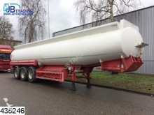 semi remorque Merceron Fuel 36000 Liter, 7 Compartments, Disc brakes,
