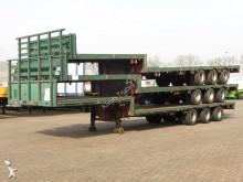 Broshuis DOUBLE TYRES SPRING SUSPENISION semi-trailer