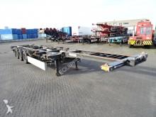 semirimorchio portacontainers Schmitz Cargobull