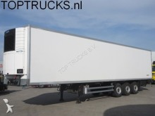 semirimorchio Lecitrailer 3 AXLE COOL TRAILER CARRIER 676 HOURS ! LIFT AXL