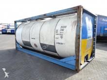 semirremolque Van Hool 25.000L TC, 2 comp. (12.500L/12.500L), T11