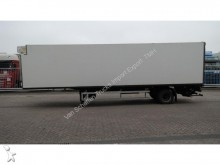 semi remorque Van Eck 1 AXLE city trailer