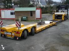 semirimorchio trasporto macchinari Faymonville