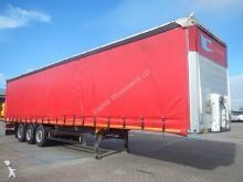 Schmitz Cargobull EUROLINER 45FT SLIDING ROOF CURTAINSIDE TRAILER - 2007 - semi-trailer