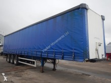 Fruehauf 45FT CURTAINSIDE TRAILER - 1998 - A261921 semi-trailer