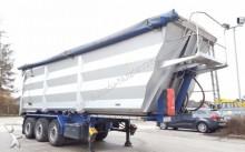 semi remorque Lück SKF35 HARDOX 50m³ -- Hydraulische Heckklappe !!